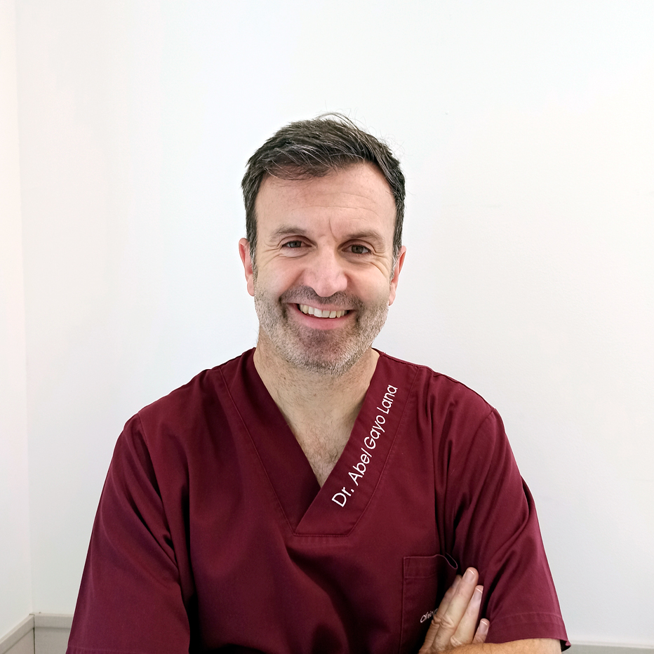 Dr. Abel Gayo