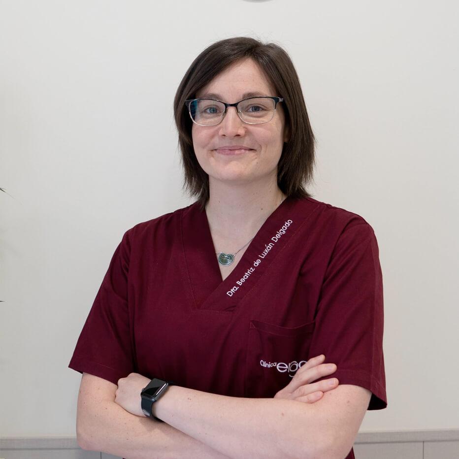 Dra. Beatriz de Luxán