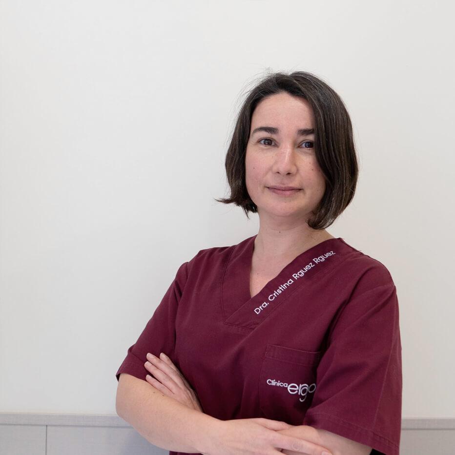 Dra. Cristina Rodríguez