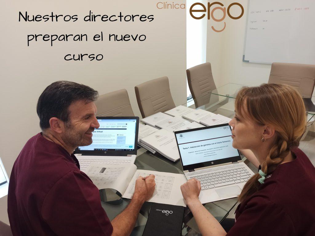 ERGO participa en el master oficial de Uniovi